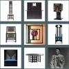 Muebles diseñados por Mackintosh
