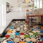 El color a la cocina