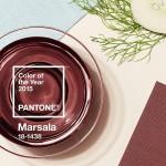 Color 2015: Rojo Marsala
