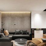 Mini piso con alma de grande