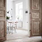 Reformas: recuperar puertas antiguas